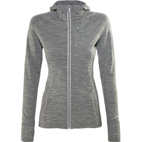 Icebreaker Quantum Jacket Women grey